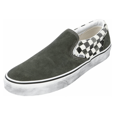 Vans - Classic Slip-On Washed - Sneakers - multicolour
