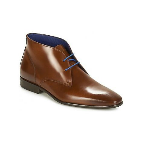 Azzaro JAVOY men's Mid Boots in Brown