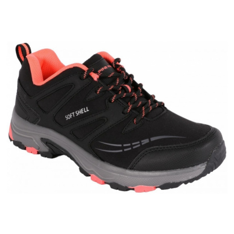 ALPINE PRO TYLVA black - Women's shoes