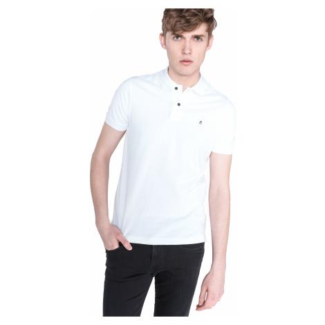 Replay Polo Shirt White