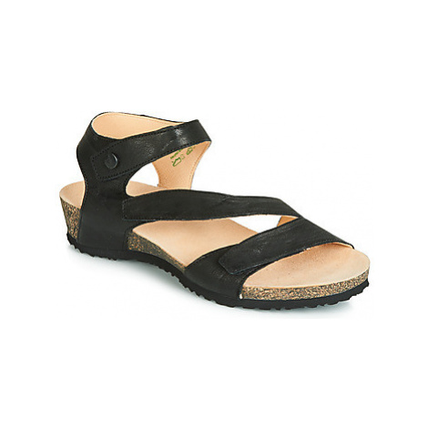 Think WANG women's Sandals in Black
