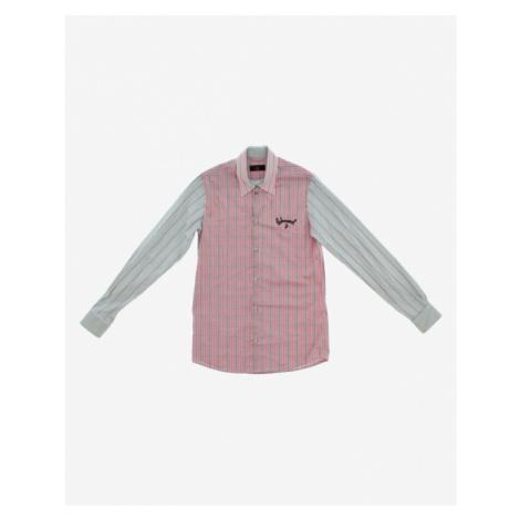 John Richmond Kids Shirt Pink Grey