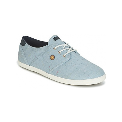 Faguo CYPRESS COTTON women's Shoes (Trainers) in Blue