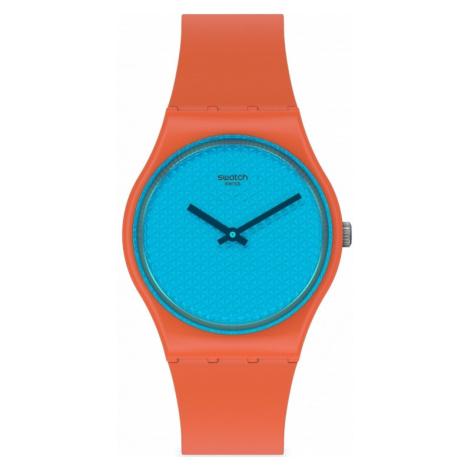 Swatch Urban Blue Originals Watch GO121