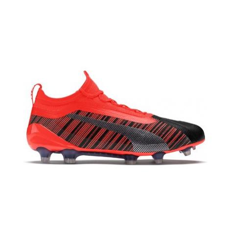 Puma One 5.1 Firm Ground Football Boots - Black