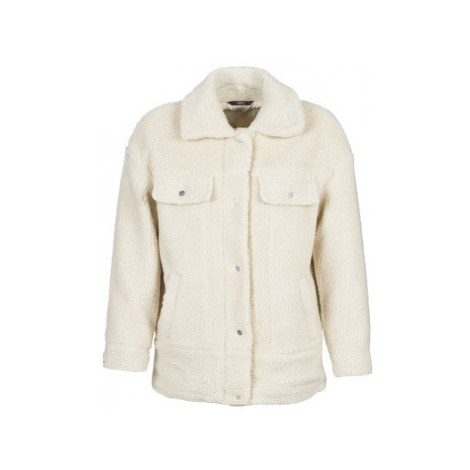 Only ONLLINA women's Coat in White