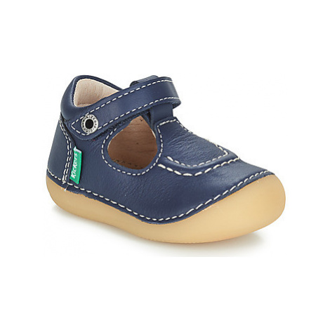 Kickers SALOME girls's Children's Shoes (Pumps / Ballerinas) in Blue