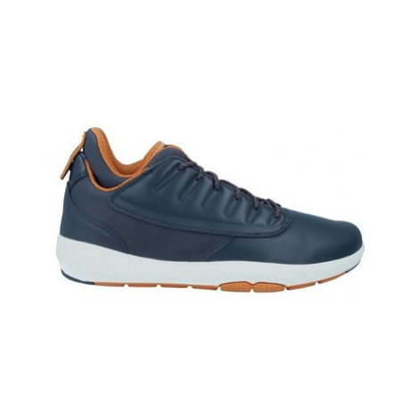 Geox Modual U948LA Bota Deportivo ABX Casual de Hombre men's Shoes (Trainers) in Blue
