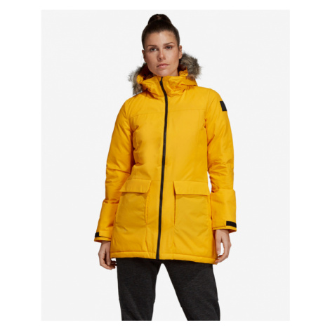 adidas Performance Xploric Parka Yellow