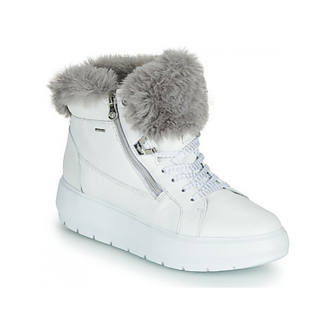 Geox D KAULA B ABX D women's Snow boots in White