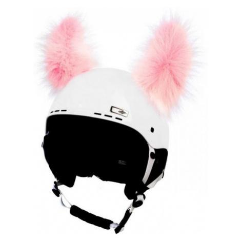 Crazy Ears YETI pink - Helmet ears