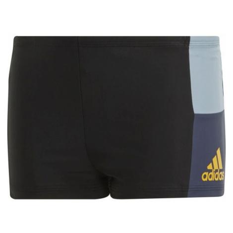 adidas INF CB BX BOY black - Boys' swim shorts