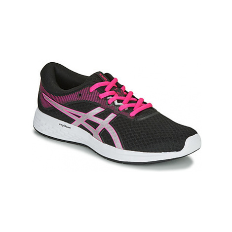 Asics PATRIOT 11 women's Running Trainers in Black