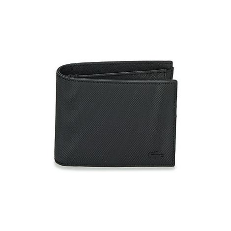 Lacoste MEN'S CLASSIC men's Purse wallet in Black