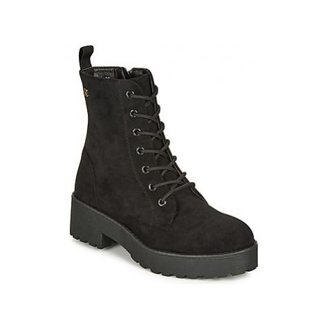 Refresh 69157-BLACK women's Mid Boots in Black