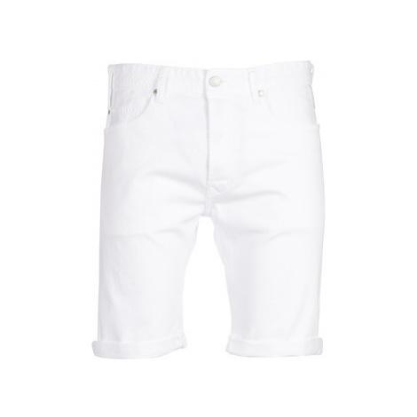 Replay GROVER SHORT men's Shorts in White