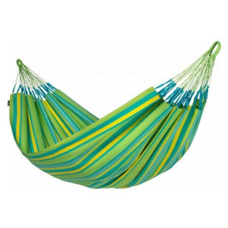 La Siesta BRISA DOUBLE CARIBIC STYLE green - Water resistant hammock