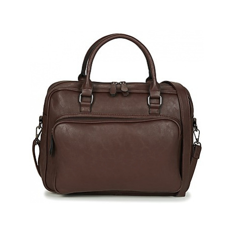 Casual Attitude ADIANA men's Briefcase in Brown