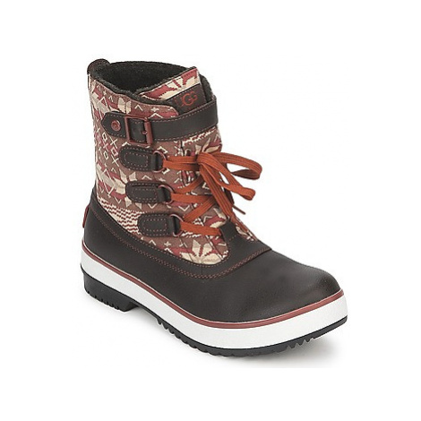 UGG DECATUR women's Snow boots in Brown