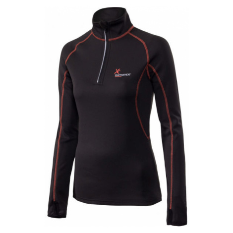 Klimatex DENISE black - Women's outdoor pullover