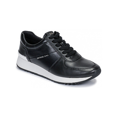 MICHAEL Michael Kors ALLIE TRAINER women's Shoes (Trainers) in Black