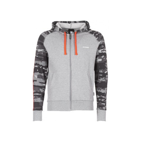 Diesel BRIANZ men's Sweatshirt in Grey