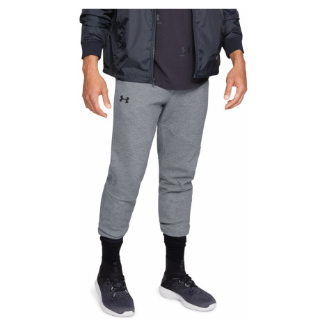 Under Armour Unstoppable Double Knit Tracksuit Grey