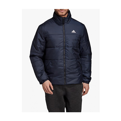Adidas BSC 3-Stripes Insulated Jacket, Legend Ink