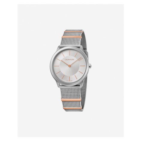 Calvin Klein Watches Silver