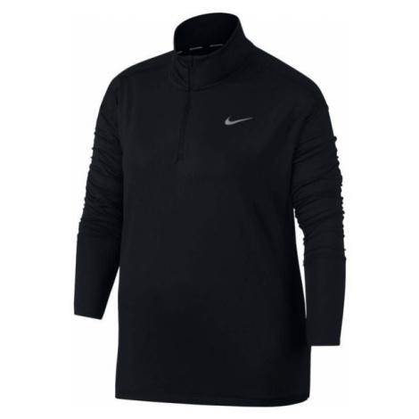 Nike ELMNT TOP HZ black - Women's running T-shirt