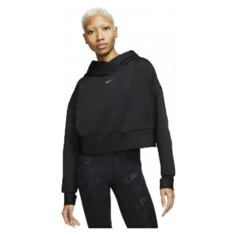 Nike NP CLN FLC HOODIE W black - Women's sweatshirt