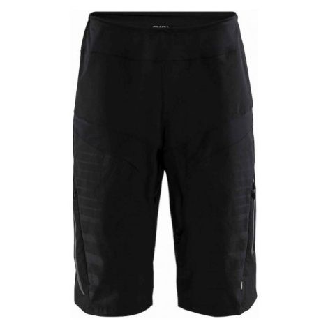 Craft HALE XT BLK black - Men's cycling shorts