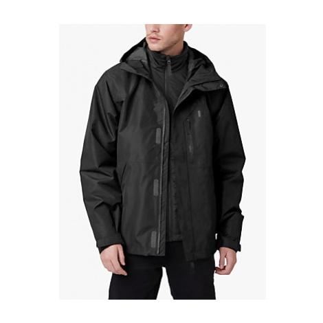 Helly Hansen Squamish CIS Men's 3-in-1 Waterproof Jacket, Black