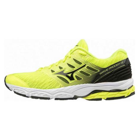 Mizuno WAVE PRODIGY 2 yellow - Men's running shoes