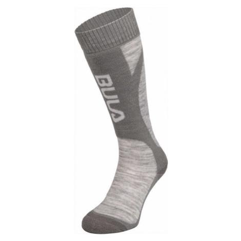 Bula SMOKE SKI SOCKS blue - Ski socks