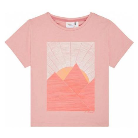 O'Neill LG SIERRA T-SHIRT pink - Girls' T-shirt