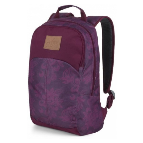 Loap KABA wine - City backpack