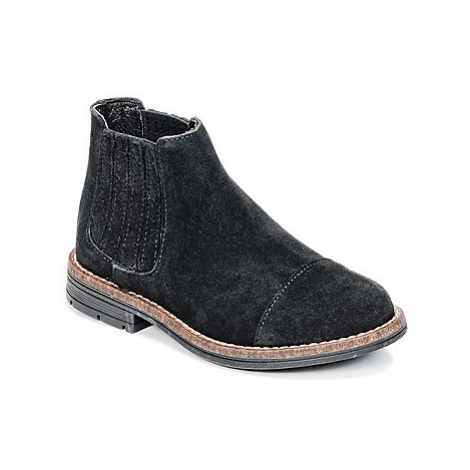 Young Elegant People FILICIAL girls's Children's Mid Boots in Black