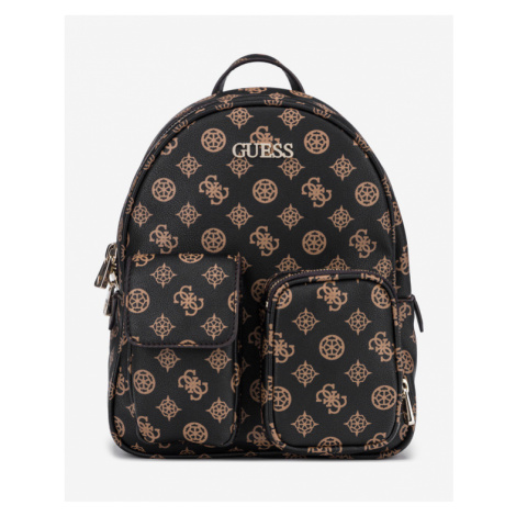 Guess Utility Vibe Backpack Brown