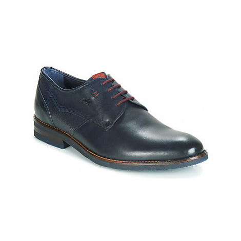 Fluchos OLLYMPO men's Casual Shoes in Blue