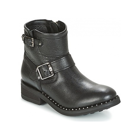 Ash SPEED women's Mid Boots in Black