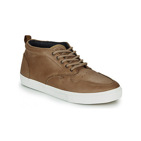 Element PRESTON 2 men's Shoes (High-top Trainers) in Brown