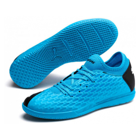Puma FUTURE 5.4 IT blue - Men's indoor football boots