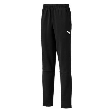 Puma LIGA TRAINING PANTS PRO JR black - Children's sweatpants