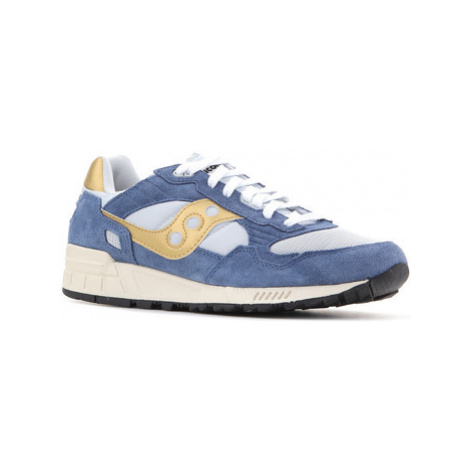 Saucony SHADOW 5000 VINTAGE S70404-2 men's Shoes (Trainers) in Blue
