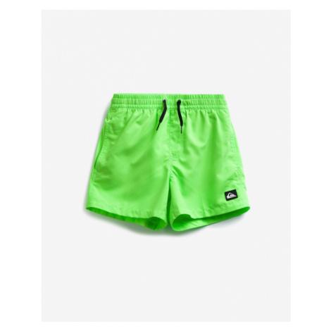 Quiksilver Kids Swimsuit Green