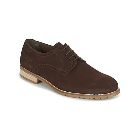 So Size MAGIC men's Casual Shoes in Brown