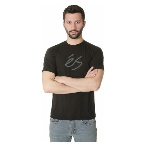 T-shirt És Mid Script Tech - Black éS