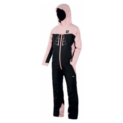 Picture WINSTONY black - Children's ski suit