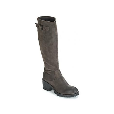 Now VENEZIA women's High Boots in Grey